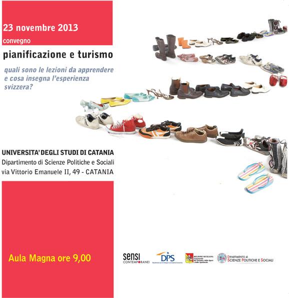23 Novembre 2013 - Convegno Pianificazione e Turismo. Quali sono le lezioni da a