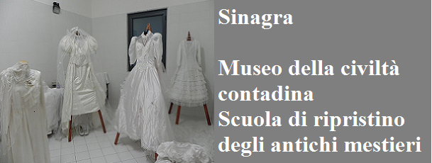 Sinagra: il Museo della civiltà contadina e scuola di ripristino degli antichi mestieri