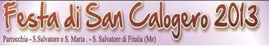 an Salvatore di Fitalia: festa in onore di San Calogero Eremita, patrono (19-21 agost
