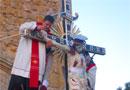 Pasqua nel territorio di Catania