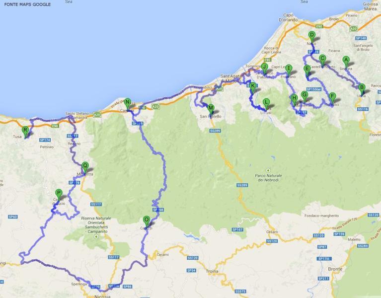 Itinerario normanno tirrenico 2