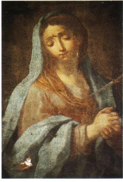 Addolorata Sozzi Cattedrale Patti