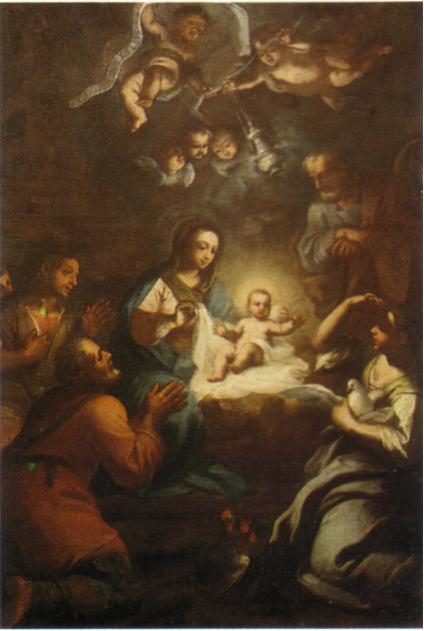 adorazione dei pastori Cattedrale Patti