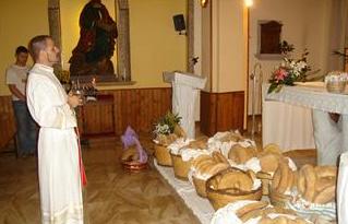 Novara: pane San Pasquale