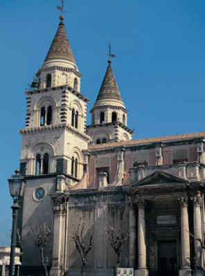 Chiesa di San Sebastiano Acireale