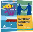 European Maritime Day Logo Banner