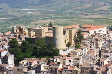 Castello di Salemi