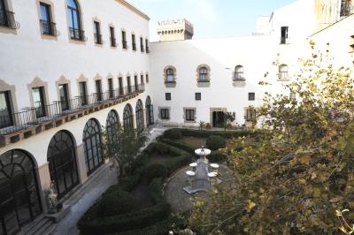 Cortile palazzo Abatellis