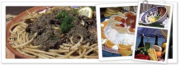 Sicilian gastronomy