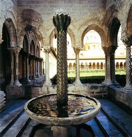 fontana chiostro