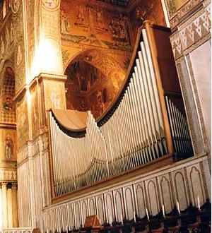 Organo monumentale del Duomo