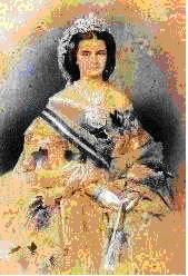 MARIA SOFIA di WITTELSBACH (Possenhofen, 1841 - Monaco di Baviera, 1925)