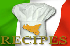 Sicilian traditional recipes