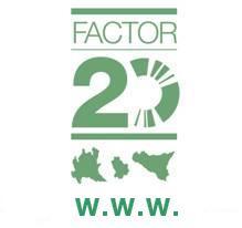 link Sito ufficiale Factor 20