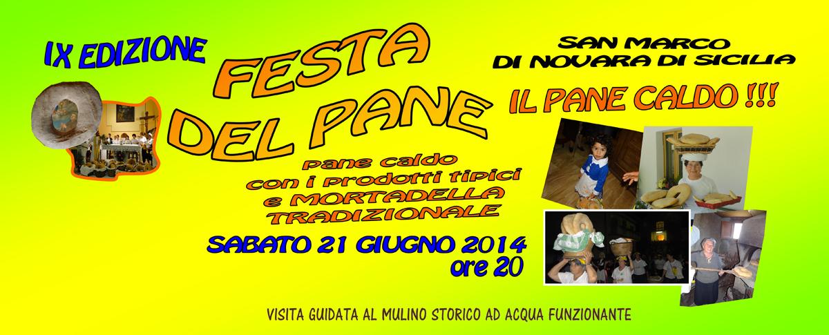 La Festa del Pane di San Pasquale (vigilia del Corpus Domini)