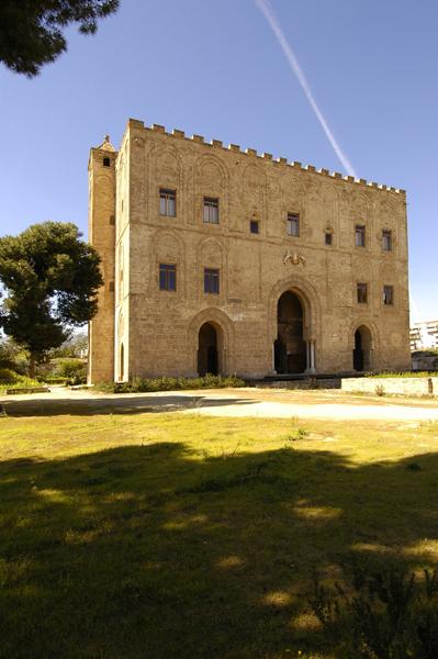 Castello della Zisa - Pa