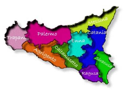 Regione siciliana for Pti regione sicilia