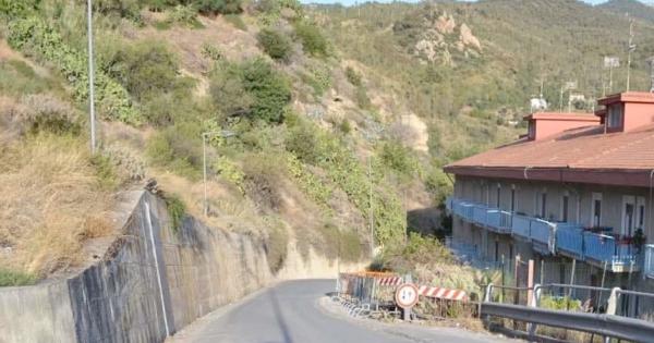 DISSESTO IDROGEOLOGICO - Lascari, si consolida il versante di via Europa