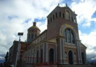 Tindari: Santuario Madonna bruna