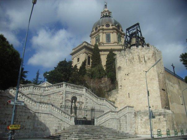 Messina: Sacrario di Cristo Re