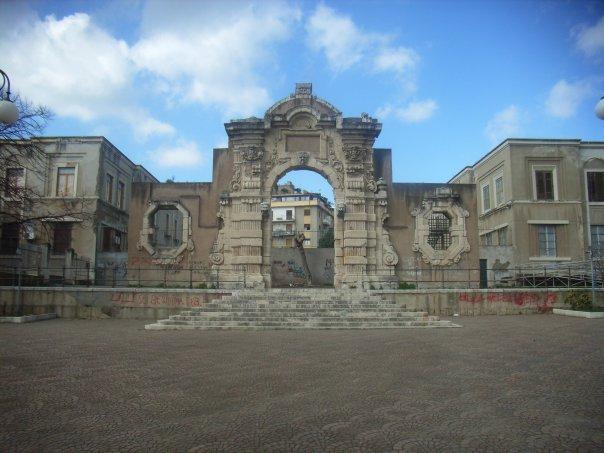 Messina: porta Grazia