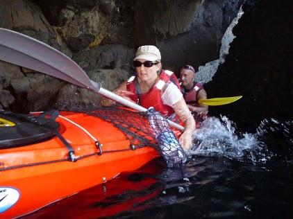 Sicilia in kayak