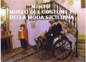 Mirto: Il Museo del Costume e della Moda Siciliana