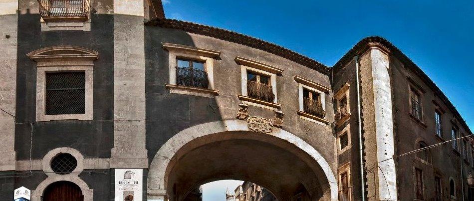 Sito Storico Monastero San Benedetto di via Crociferi a Catania