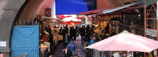 I mercatini del catanese