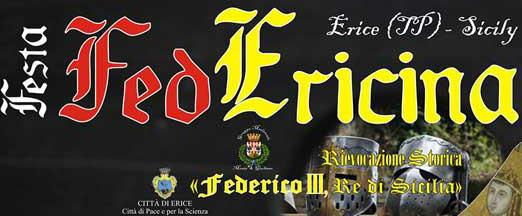 Erice: Festa FedEricina