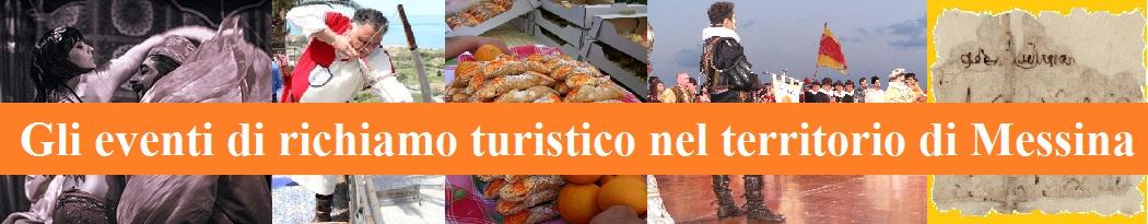 Banca dati degli eventi di richiamo turistico del territorio di Messina
